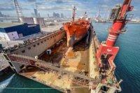 ВМС Кувейта получили 64-метровый десантный катер
