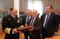 Делегация ВМС Чили посетила Северную верфь