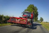 Тракторы Massey Ferguson 7600 и 8600 нового поколения вышли на российский рынок