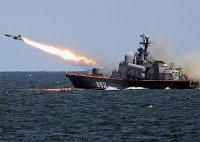 """Фрегат """"Адмирал Макаров"""" выполнил ракетные пуски в рамках госиспытаний"""