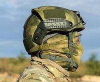 """Шлем """"Спартанец"""" проходит испытания в составе экипировки спецназа"""