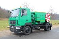 МАЗ совместно с Hvidtved Larsen разработал и собрал каналопромывочную машину