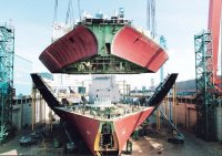ВМФ получит в этом году 40 кораблей и судов