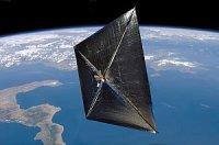 Студенты ТПУ предложили свой вариант механизма для раскрытия солнечного паруса в космосе