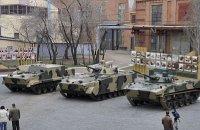 """""""Курганмашзавод"""" ведет своевременную отгрузку военной техники в рамках выполнения ГОЗ"""