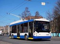 """Троллейбусы """"Тролза"""" нового поколения прошли успешные испытания в Санкт-Петербурге и Дагестане"""