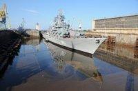 В боевой строй вернулся ракетный крейсер «Маршал Устинов»