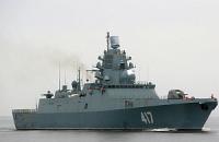 Россия делает ставку на фрегаты