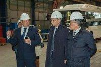 Премьер-министр Башкортостана посетил НефАЗ