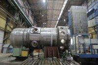 ЗиО-Подольск завершил мехобработку корпуса ледокольного реактора