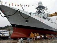 Fincantieri передала ВМС Италии новый фрегат класса FREMM Luigi Rizzo