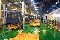Петербургский тракторный завод запустил новую производственную линию