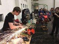Российские разработчики заняли третье место в международном турнире по боям роботов