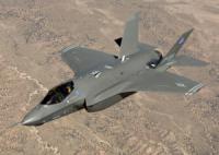 Израиль получил три истребителя F-35A Lightning II