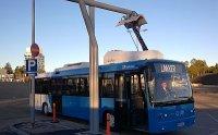 Финский электробус Linkker тестируют в столице
