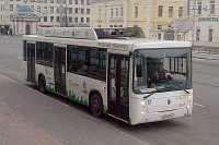 """Ленинградская АЭС-Авто"" протестирует электробус КамАЗ-6282"