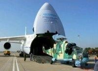 В боевой состав ВВС Нигерии вошли два новых вертолета Ми-35M
