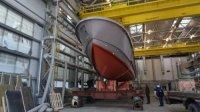 СНСЗ перевел корпус катера «Рондо» на достройку