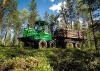 Компания John Deere пополнила линейку лесозаготовительной техники
