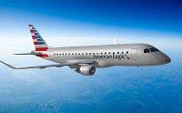 American Airlines заказали четыре самолета Embraer E175