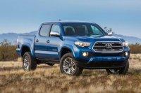 250 тыс. автомобилей Toyota Tacoma попали под отзыв