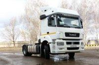За грузовиками КамАЗ-5490 NEO выстроилась очередь