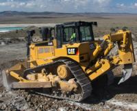 Компания Caterpilllar представила новый бульдозер CAT D8R