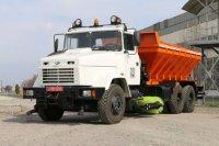 «АвтоКрАЗ» завершил поставку в Николаев партии комбинированных дорожных машин