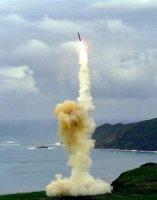 США второй раз за семь дней произвели тестовый запуск ракеты Minuteman III