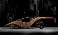 В Нидерландах студенты создали биоразлагаемый автомобиль