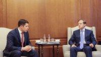 Денис Мантуров провел рабочую встречу с губернатором Калининградской области
