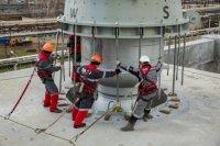 На Московском НПЗ смонтировано основное оборудование блока каталитического риформинга установки «Евро+» (Видео)