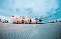 Пассажирский реактивный узкофюзеляжный авиалайнер C919 совершил первый полет