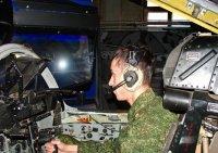 Для подготовки экипажей вертолетов Ми-8АМТШ и Ми-35 ЮВО применяются интерактивные тренажеры