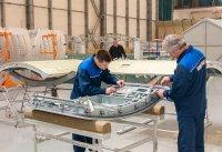 «Авиастар-СП» подготовил к отправке в Иркутск комплект дверей на четвертый самолет МС-21