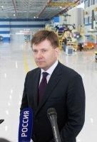 Гендиректор холдинга «Вертолеты России» посетил авиакомпанию «Прогресс»
