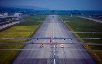 Самолет на солнечных батареях поднялся в воздух в рамках техиспытаний в Швейцарии