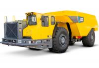 Atlas Copco показала новый 65-тонный самосвал для работы в шахтах