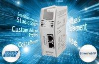 Компания HMS Industrial Networks выпускает третий продукт семейства шлюзов EtherNet/IP