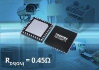 Toshiba приступила к поставкам контроллеров шаговых электродвигателей последнего поколения
