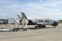 Завершен очередной полет орбитального БЛА X-37B