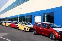 Автотор впервые приступил к производству автомобиля Kia Picanto