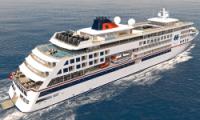 На судостроительной верфи Vard началось строительство круизного лайнера Hanseatic Nature