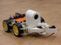 Томские студенты создают робота для ямочного ремонта дорог