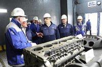 """Литейный завод """"КамАЗа"""" готовит производство к выпуску нового двигателя"""