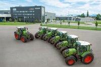 AGCO совершенствует тракторы Fendt 800 и 900 Vario