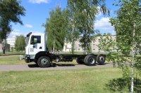 Расширен ассортимент продукции Кременчугского автозавода