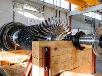 На Прегольской ТЭС установили газовую турбину 6F.03