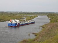 """""""Окская судоверфь"""" отправила на ходовые испытания тринадцатый танкер проекта RST27"""