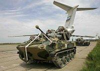 В Бурятию поступят модернизированные БМД-2-КУ